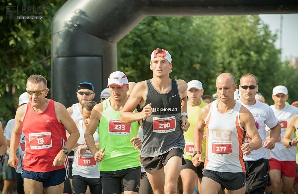 III Półmaraton BEZ GRANIC
